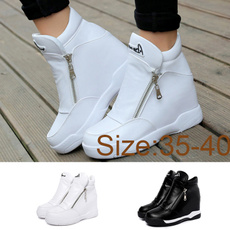 wedge, Sneakers, Woman, Womens Shoes