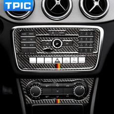 Fiber, Mercedes, Cars, Stickers