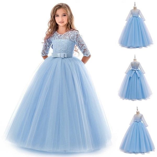 kidsdre, vestido largo, vestidodefiesta, vestidodeniña