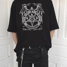 women tees tops, Women, Goth, Funny T Shirt