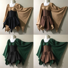 Wood, GOTHIC DRESS, medievaldres, Cosplay