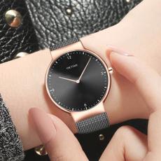 Steel, fashion women, Fashion, Clock