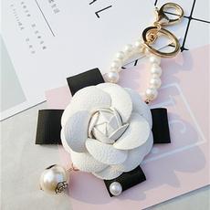Woman, Key Chain, Jewelry, Chain
