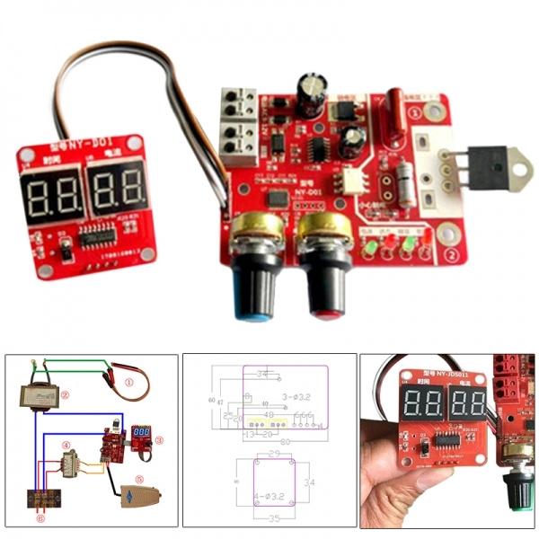 controlboard, massproduction, weldingneedle, updatingcurrentcontroller