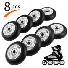rollerbladewheel, skatewheelsforshoe, inlineroller, wheelset