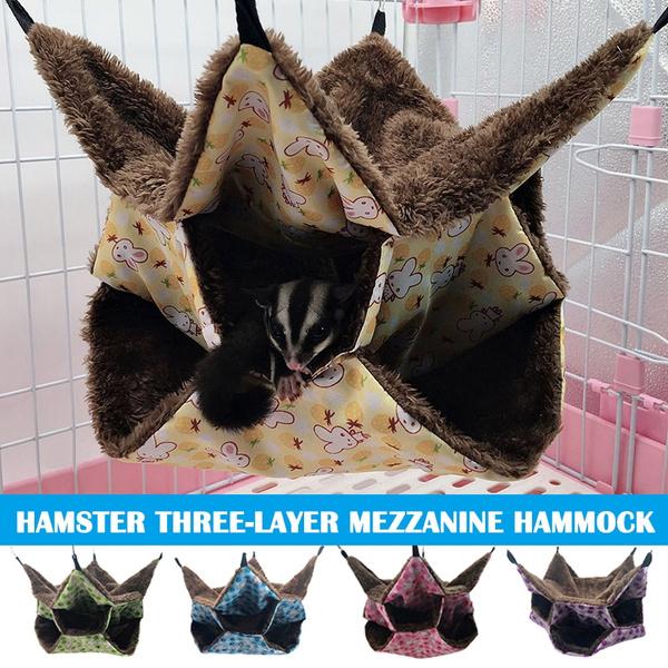 Fleece, hamsterdesignhamsterhome, petgrainshovel, hamsterhammock