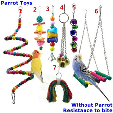 parrotladder, Toy, parrotcagetoy, Bell