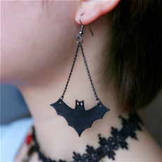 Bat, Fashion, Cosplay, Jewelry