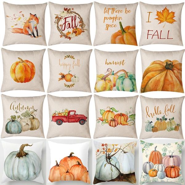 Home Decor, printedpillowcase, Halloween, decorativecushioncover