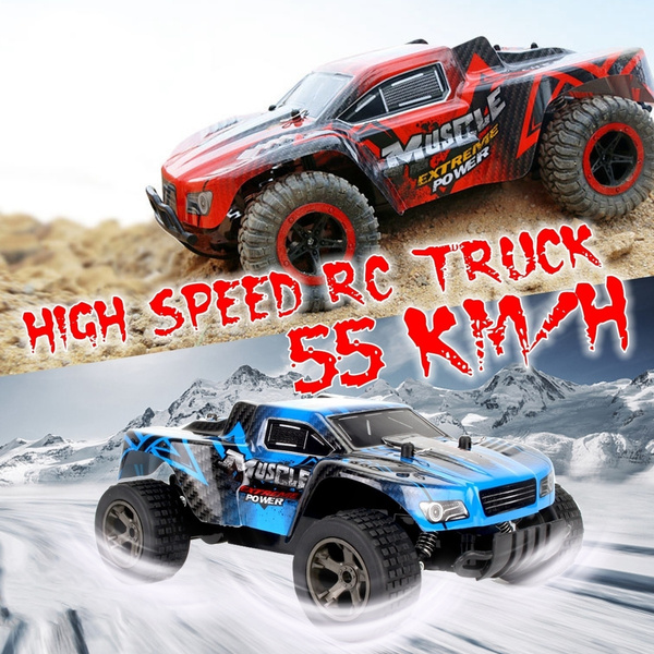 Toy, Remote Controls, Electric, offroadrctruck