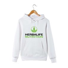 Fashion, pullover hoodie, herbalifehoodie, herbalifelogo