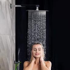 bathroomfaucet, bathtubampshowerfaucetset, mixertap, Wall Mount