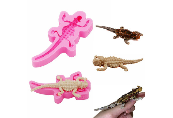 Silcone Cooking Chocolate Animal Bird Cookies A504-40 Clay Soap Candy Pelican Silicone Mold Cake Molds Jewelry