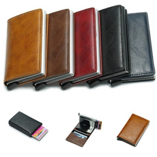 Shorts, Aluminum, rfidwallet, Wallet