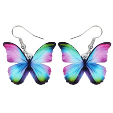 butterfly, party, Fashion, Dangle Earring