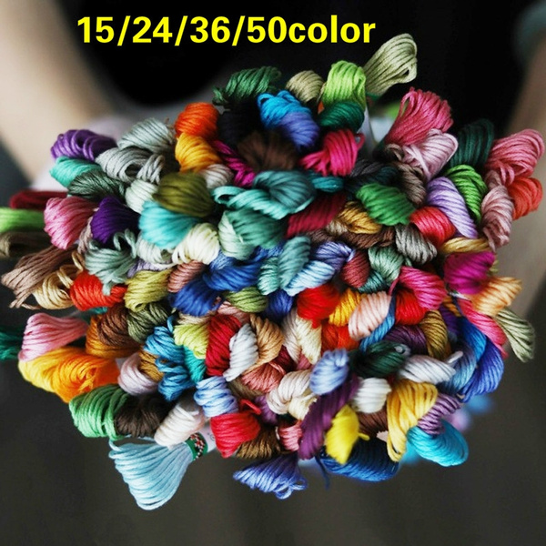 embroiderythread, Embroidery, multicolorcolor, Sewing