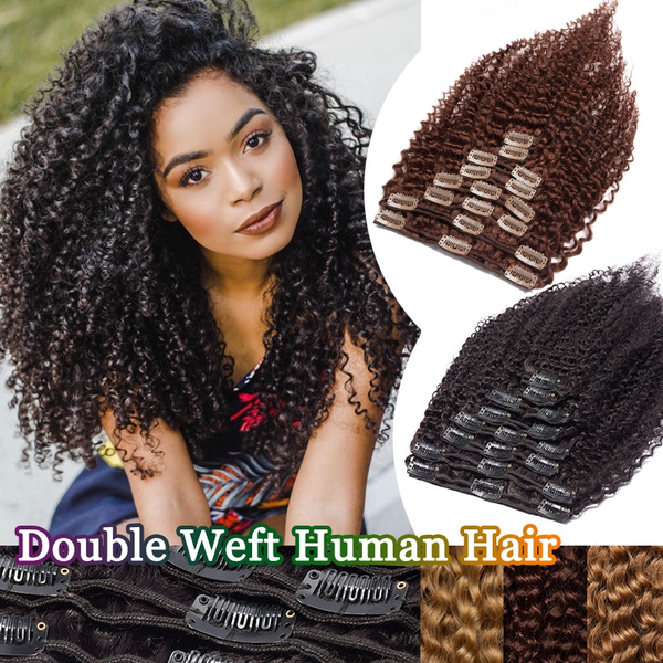 brazilianhumanhair, clipin, Hair Extensions, afrohumanhair