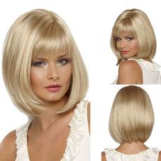 wig, hairstyle, womenstraightwig, womenhairwig