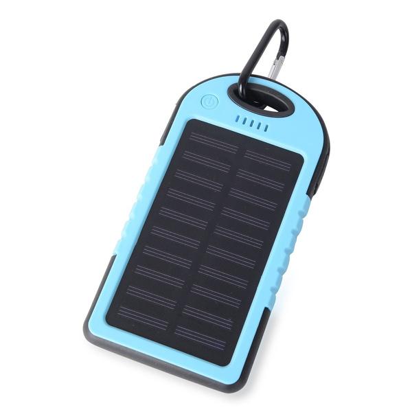 solarphonecharger, Blues, Travel Accessories, usb