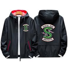 zippercoathoodie, snakehoodie, zippers, Hoodies