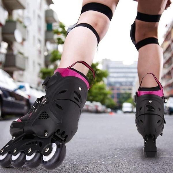 Outdoor, rollerskate, skatingskateboardinginlineskate, inlineskatesflashingwheel