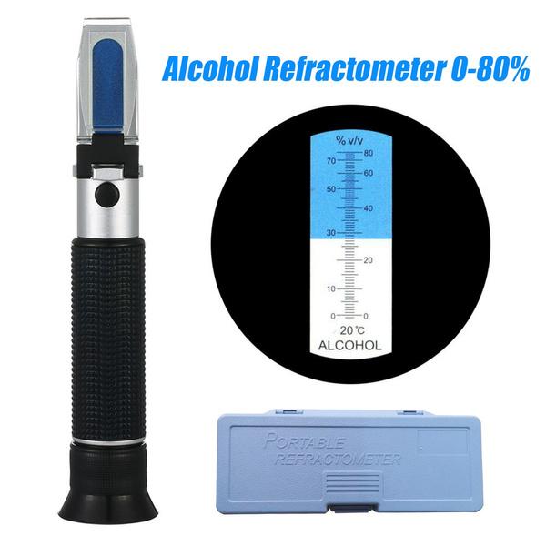 alcohol080test, alcoholtestrefractometer, Aluminum, tester