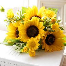 Decor, Flowers, Sunflowers, floraldecor