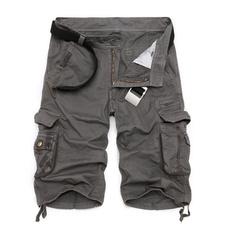 Shorts, menscargoshort, pants, Army