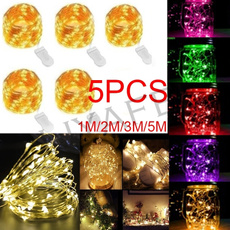 Copper, Holiday, lightstrip, Christmas