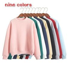 women pullover, Moda, velvet, sweatshirtpullover