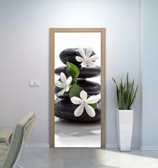 decoration, doormural, Flowers, art