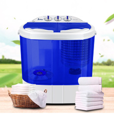 Mini, miniwasher, washingmachine, portablewasher