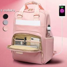 travel backpack, Moda, Capacity, usb