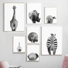 Sheep, canvaspaintingunframed, art, Elephant