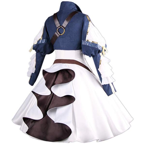 evergarden, Cosplay, Cosplay Costume, Dress