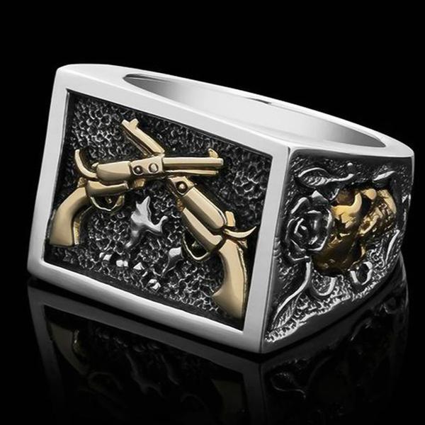 Goth, Steampunk, Stainless Steel, steampunk jewelry
