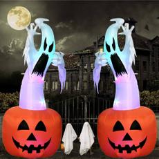 ghost, Decor, halloweenyarddecoration, Hobbies