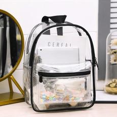 School, Backpacks, transparentbag, Casual