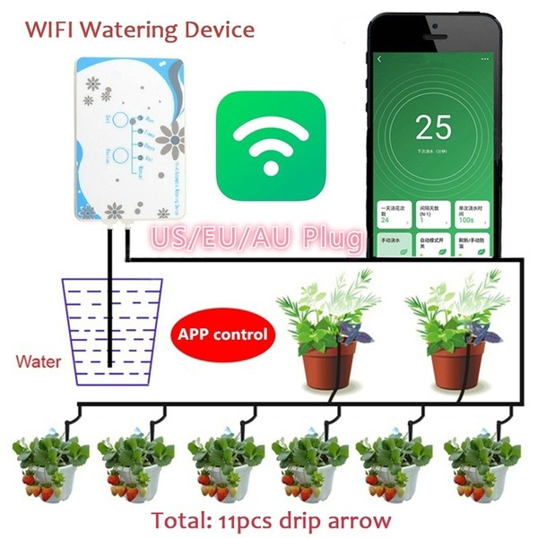 Watering Equipment, Plants, irrigationcontroller, Garden
