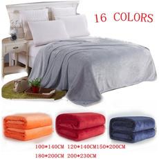 Fleece, bedblanket, blanketforbed, Throw Blanket