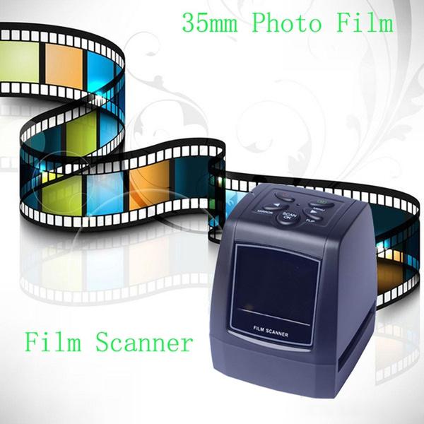 negativefilmscanner, Mini, usb, filmscanner