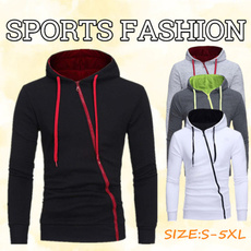 hoodiesformen, clothesformen, Plus Size, Sleeve