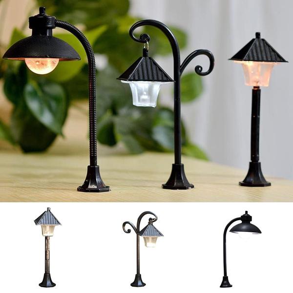 miniaturestreetlamp, Home Decor, streetlightmodel, figurinesminiature