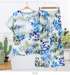 Shorts, pjset, floralloungewear, Tops