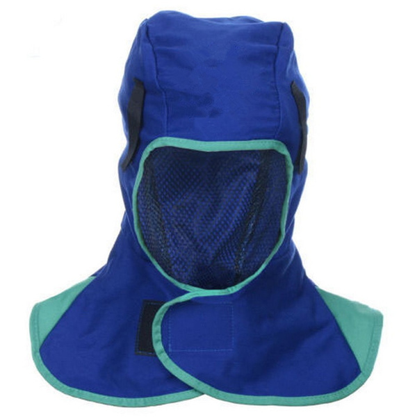 Helmet, Head, hooded, weldingneckprotective