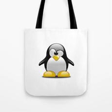 penguingift, cutepenguintotebag, Canvas, Gifts