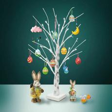 hangingeggtree, led, treedecor, Mini