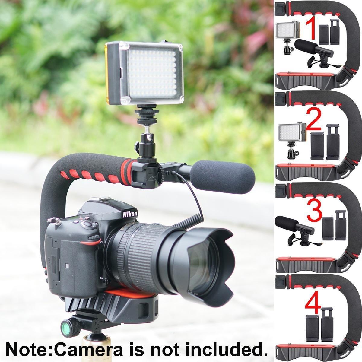 Nikon Coolpix S9300 Vertical Shoe Mount Stabilizer Handle Pro Video Stabilizing Handle Grip for