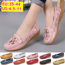 casual shoes, softshoe, Flats shoes, leather shoes