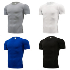 Men, Shirt, baselayertop, roundnecktop